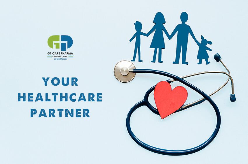 G1 Care Pharma promo